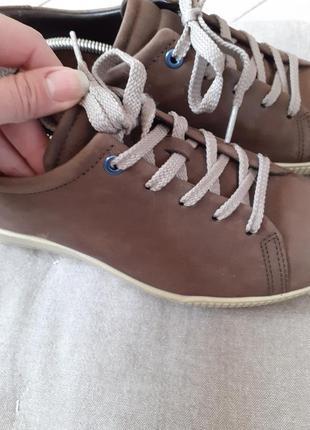 Туфлі черевики ecco4 фото