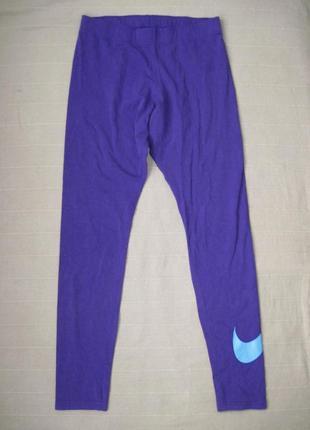 Nike (м) спортивные лосины женские