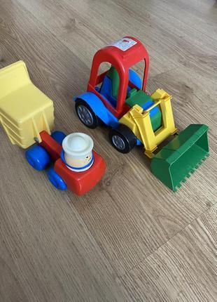 Іграшки машинки