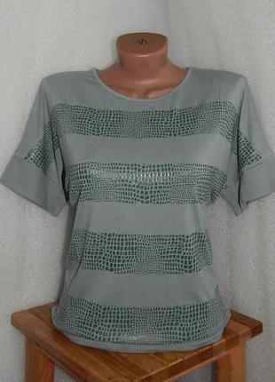 46-54 блуза  футболка шикарного качества дешево