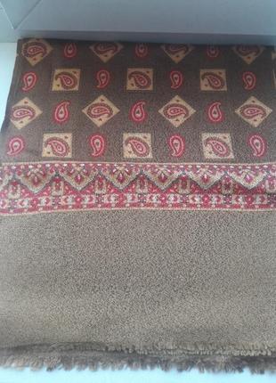 Китайский шелковый шарф