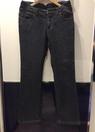Крутые джинсы с высоким поясом