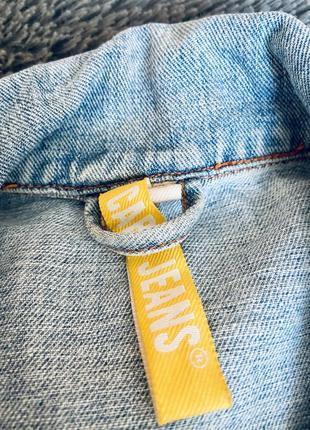 Джинсовая куртка, джинсовый пиджак3 фото