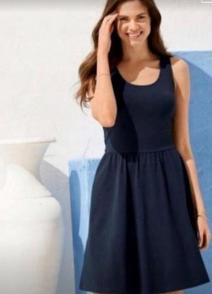 Классное летнее платье ,сарафан esmara германия   на размер s(36/38евро) м(40/42евро)