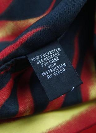 Рокабилли рубашка с языками пламени  duke jeans3 фото