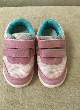 Кроссовки кеды на девочку 24 размер 😍3 фото