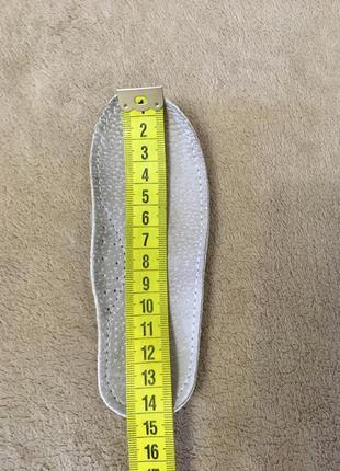 Кроссовки кеды на девочку 24 размер 😍4 фото