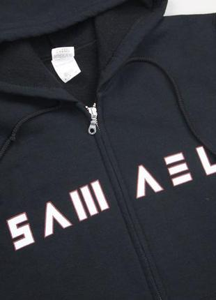 Худи samael официальный мерч samael4 фото
