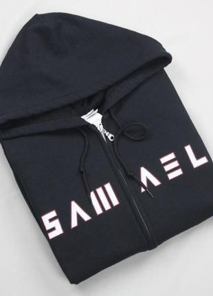 Худи samael официальный мерч samael6 фото