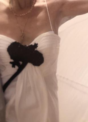 Сукня вечірня або шлюбна, італія5 фото