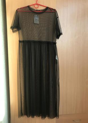 Новое платье pull&bear