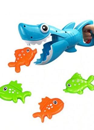 """Игра """" акулья охота """" развивающая игрушка"""