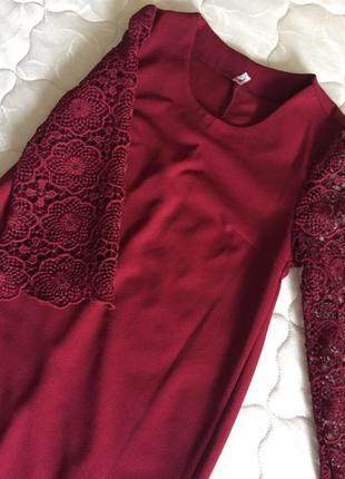 Нарядное праздничное платье сарафан