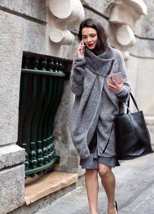 Пальто из шерсти италия