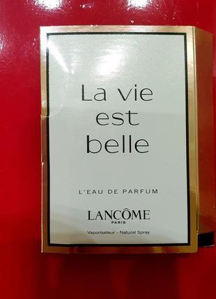 La vie est belle lancome eau de parfum.