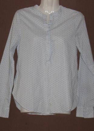 Рубашка женская домашняя, пижамная, х/б.  44р-р