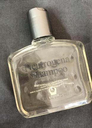 Neutrogena шампунь