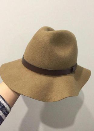 Шляпа фетровая h&m