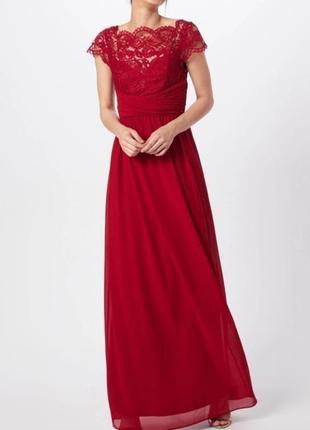 Платье вечернее, длинное нарядное платье, выпускное платье
