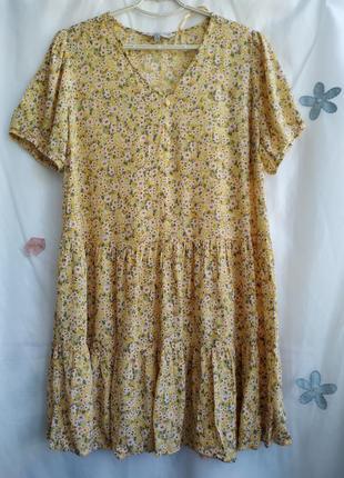 Вольное платье