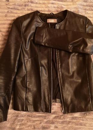 Кожаная курточка, косуха