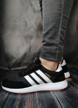 Кроссовки adidas iniki1 фото