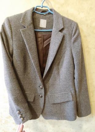 Шикарный винтажный пиджак