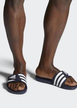 Мужские сланцы adidas adissage р.40,5,42,43 оригинал арт.078261