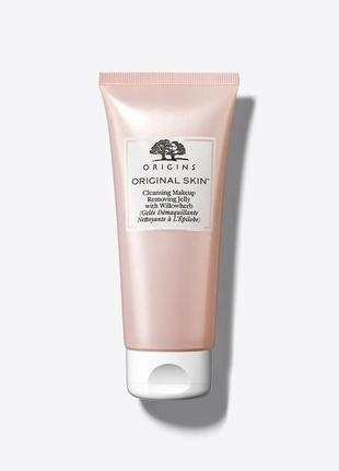 Очищающий гель origins original skin cleansing makeup removing jelly with willowherb