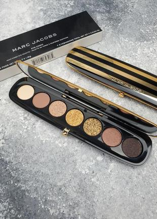 Палетка теней marc jacobs beauty eye-conic