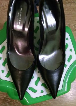 Туфли италия roberto santi