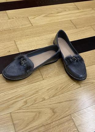 Туфлі та сліпони