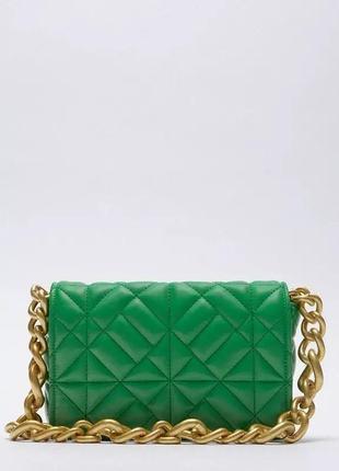 Красивая сумка zara