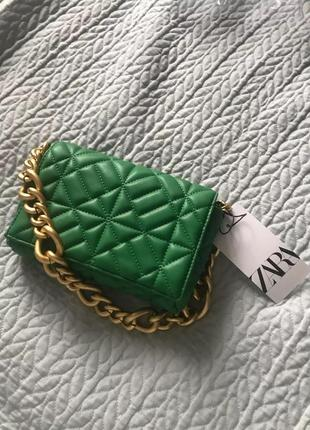 Красивая сумка zara4 фото