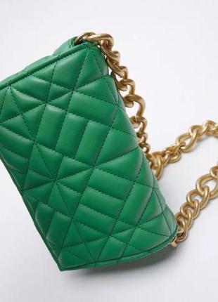Красивая сумка zara5 фото