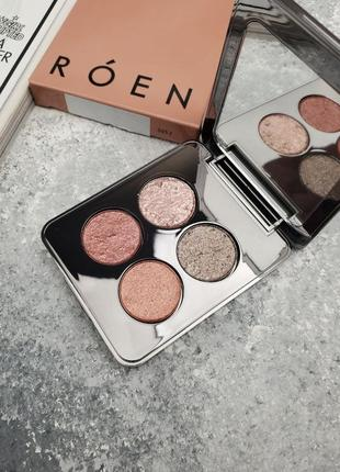 Палетка теней roen beauty 11:11 eye shadow