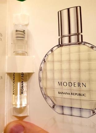 Modern babana republic eau de parfum