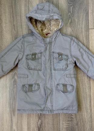 Демисезонная куртка-парка gap