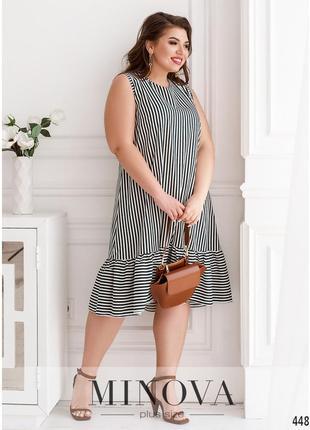 Сукня №1009-зелений2 фото