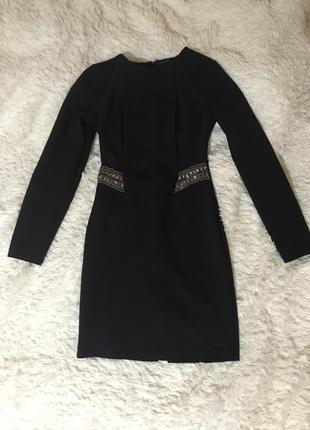 Плаття чорне zara