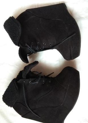 Ботинки на платформі new look