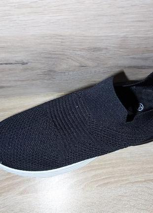 Кроссовки 🌺 мокасины дышащие текстильные на лето с мягкой подошвой2 фото