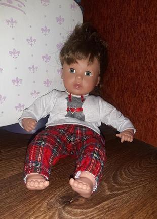 Кукла мягкотелая gotz