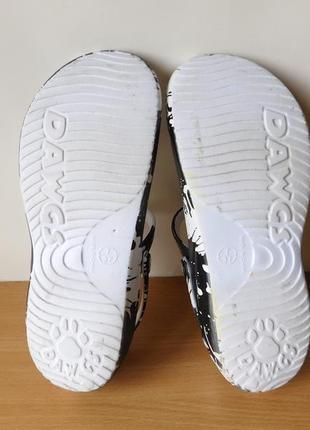 Классные босоножки, сандалии dawgs 37 р. стелька 24 см8 фото