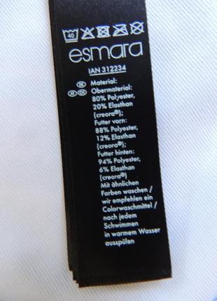 Плавки esmara ,низ от купальника5 фото