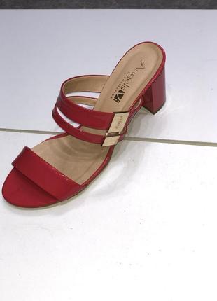 Туфли donna ricco турция
