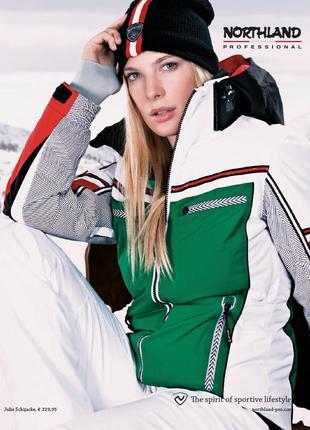 Куртка лыжная northland professional оригинал. женская австрия р-р на наш 52-54
