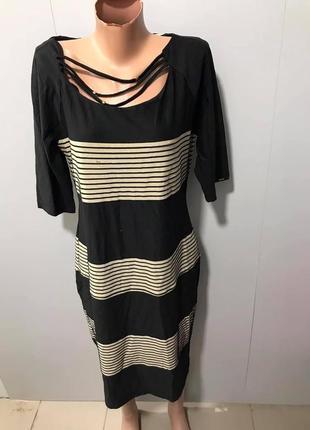 Платье утяжка бандажное с люрексом3 фото