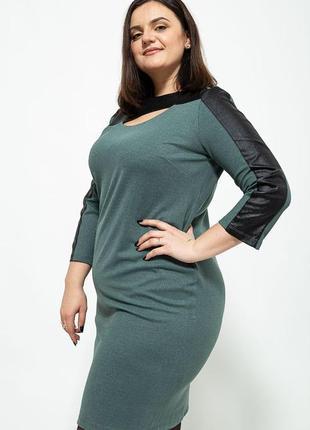 Нарядное приталенное платье3 фото