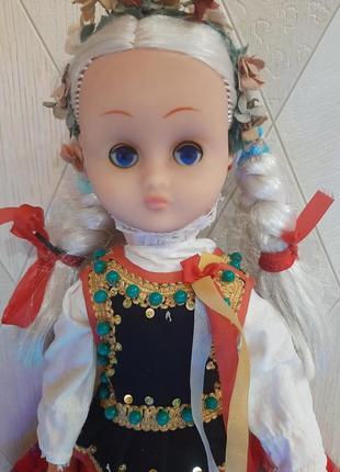 Колекційна лялька кукла полячка